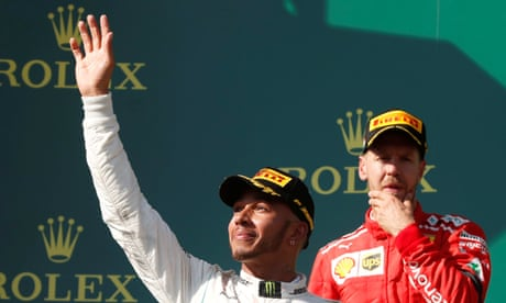 Lewis Hamilton celebrates his sixth Hungarian Grand Prix - video