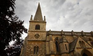 Buckingham parish church