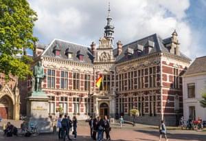 Utrecht University, Netherlands.