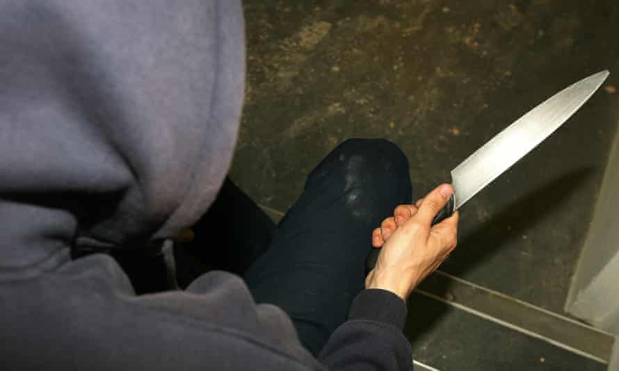 Schools cannot afford to train or employ staff to tackle knife crime.