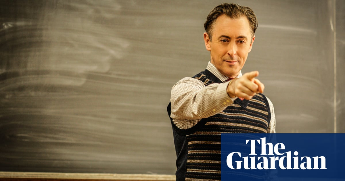 What Alan Cumming's role as a gay lead means for mainstream