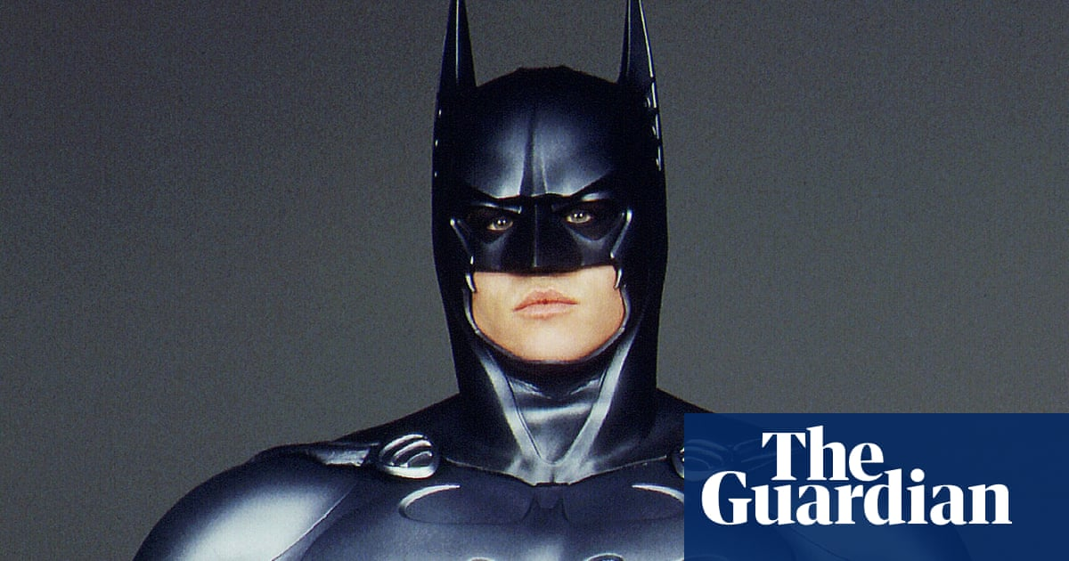 Curse of the Batsuit: why Val Kilmer found it hard to measure up