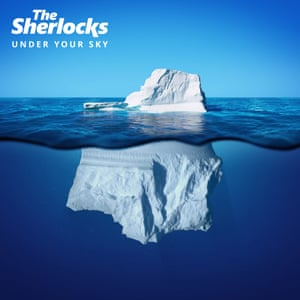 The Sherlocks: Under Your Sky album art work
