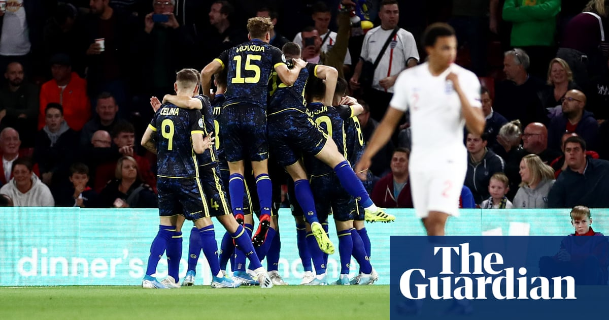 England must learn from mistakes against Kosovo, says Jordan Henderson