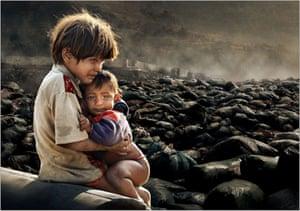 Homeless, 2011. Chan Kwok Hung