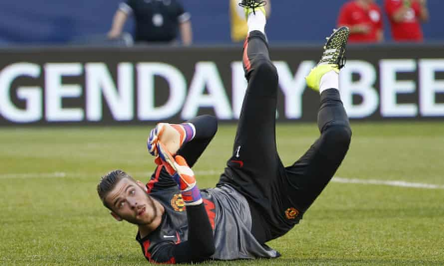It remains to be seen whether David de Gea himself is delighted to spend another year in Manchester.