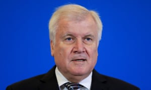 Horst Seehofer has frequently clashed with Merkel over immigration.