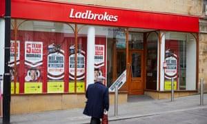 Ladbrokes in Bradford city centre