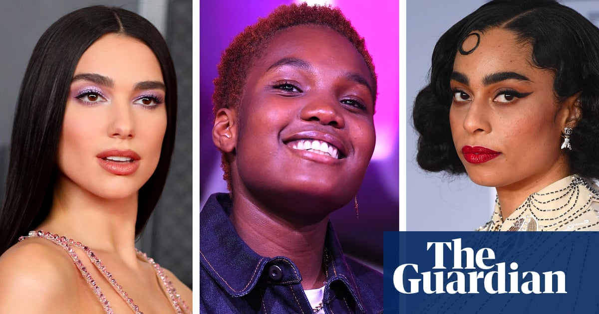 Brit awards nominations 2021: Dua Lipa, Arlo Parks and Celeste lead improved field for women