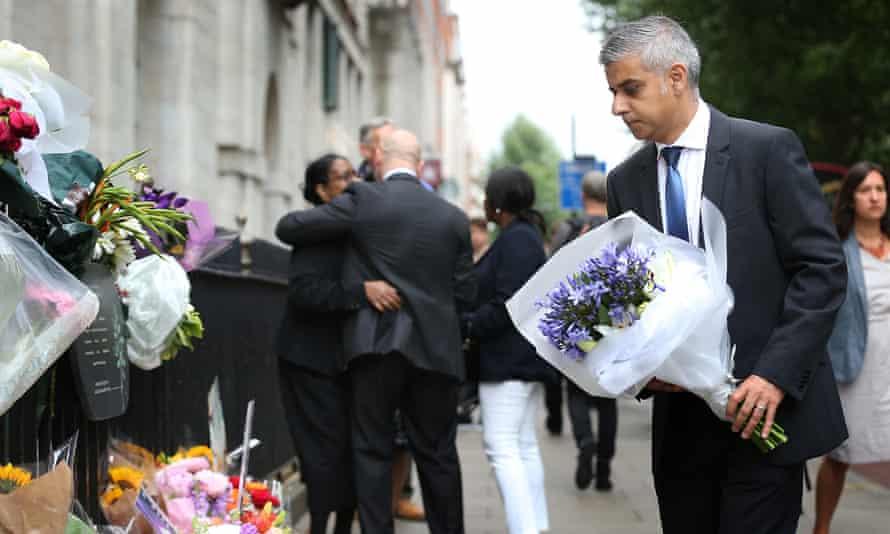 Sadiq Khan on the Tenth Anniversary Of The London 7/7 Bombings.