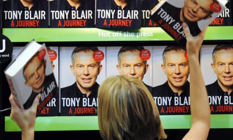 From Blair to Cameron: what makes a good political memoir? – books podcast