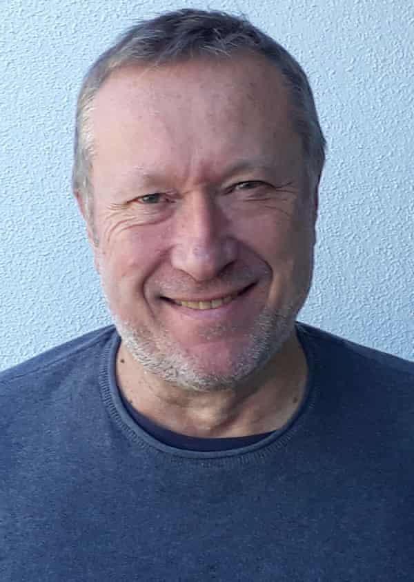 Rob Jacques, crossword setter.