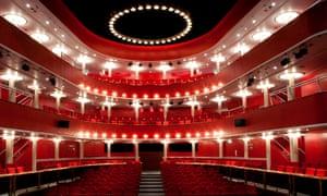 RCS's new Athenaeum Theatre.