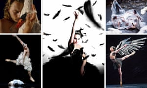 Tarred and feathered: the blackest visions of Swan Lake