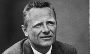 'Goodbye to one of the nastiest, most miserable phases of my life' ... Christopher Isherwood, c 1950. Photograph: Hulton Archive/Getty Images