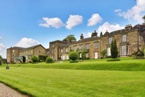 Sydnope Hall, near Matlock, Derbyshire