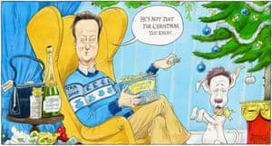 Christmas Day at No 10.