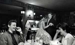 Jukebox joy. Don and Phil Everly and friends