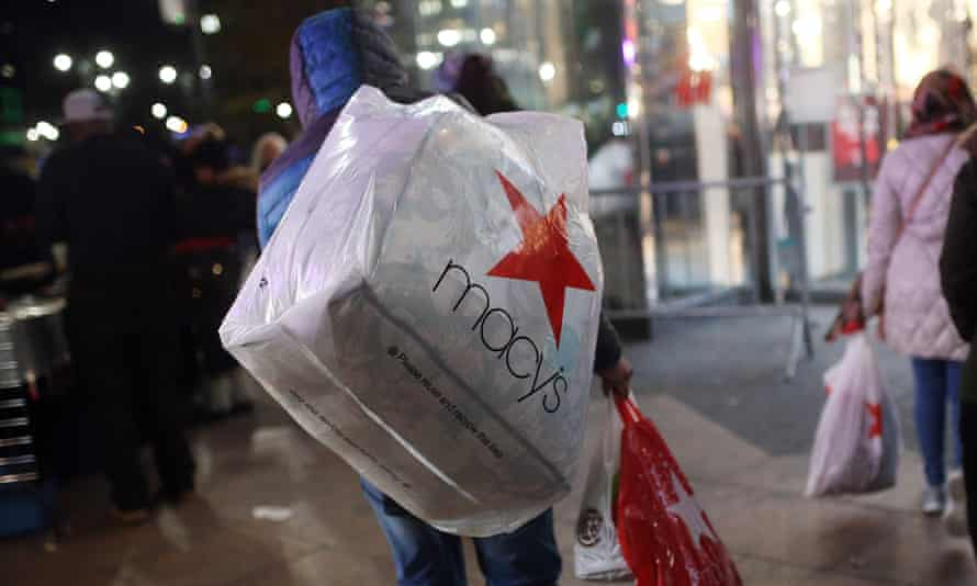 Macy's CEO said the company had been following consumer brand trends.