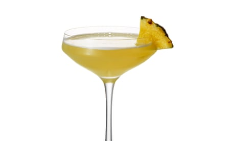 Cocktail of the Week: Ben Reed's pineapple martini 97