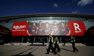 Barcelona will play Napoli at the Camp Nou behind closed doors, and are set to visit Mallorca and host Leganés without fans in the league.