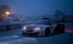 'The visual and aural polish is exceptional': Gran Turismo Sport.