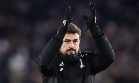 Pep Clotet will leave Birmingham at the end of the season