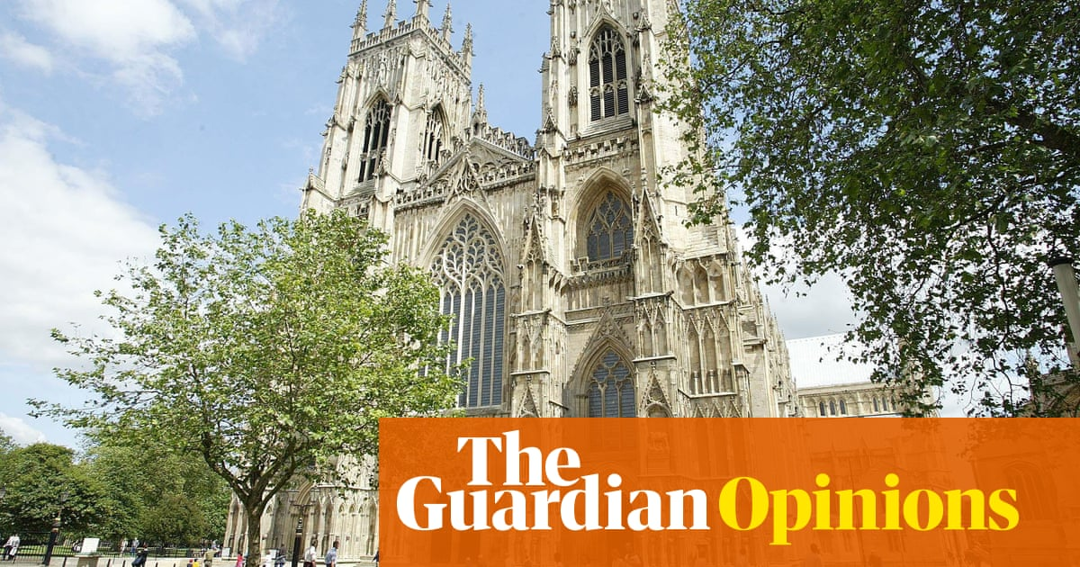 I was a bellringer at York Minster  We want to know why we