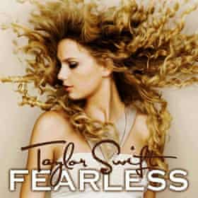 The 2008 Fearless album cover.