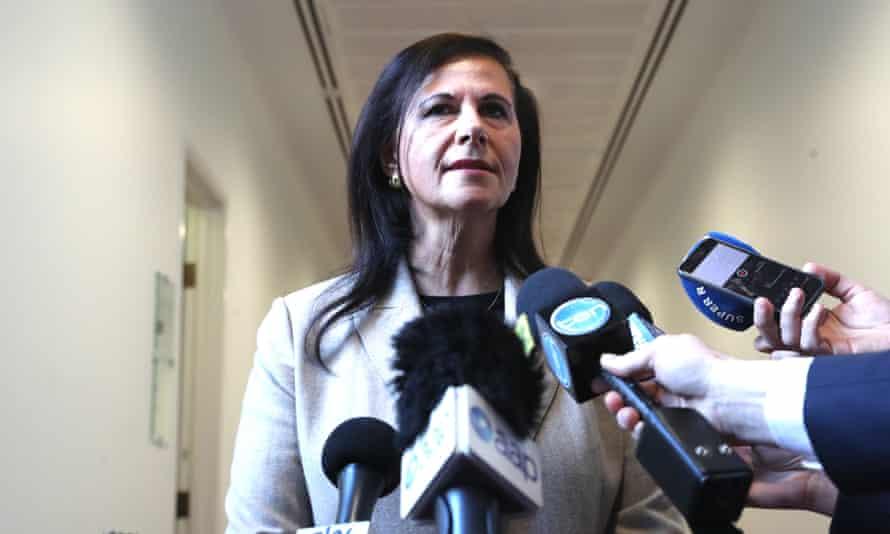 Liberal senator Concetta Fierravanti-Wells