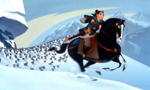 Disney's Mulan (1998)