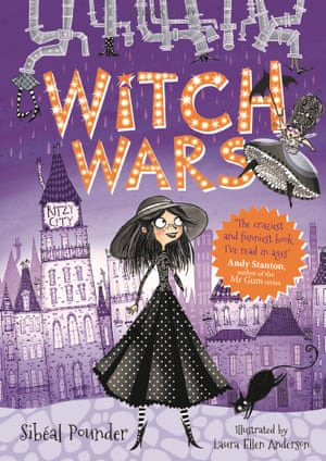Witch War  by Sibéal Pounder (Bloomsbury)