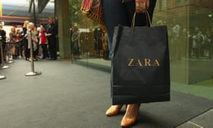 Zara was founded in 1975 and operates more than 2,000 stores in 88 countries.