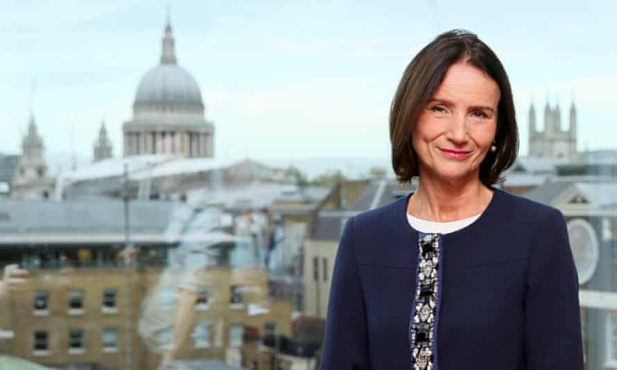 The CBI's Carolyn Fairbairn will say: 'It's impossible to imagine the detail [of a new UK-EU trade deal] will be clear by the end of March 2019.'