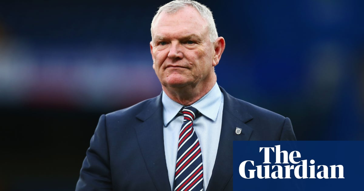 Greg Clarke in fresh climbdown as he quits role as a Fifa vice-president