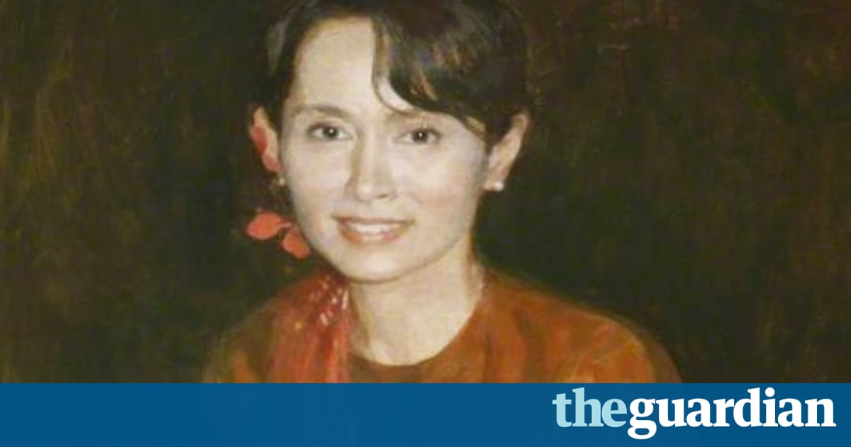 Oxford college removes painting of Aung San Suu Kyi from display – Trending Stuff