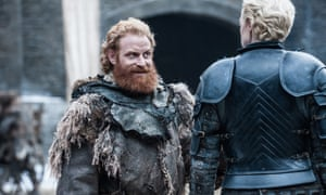 Will Brienne and Tormund make vast warrior babies?