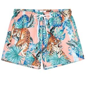 Tiger print, £18, topman.com