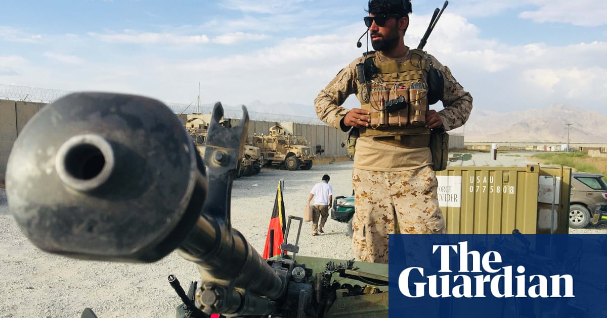 As US troops leave Afghanistan, what will future policy look like?