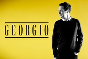 George Osborne's new Georgio brand.