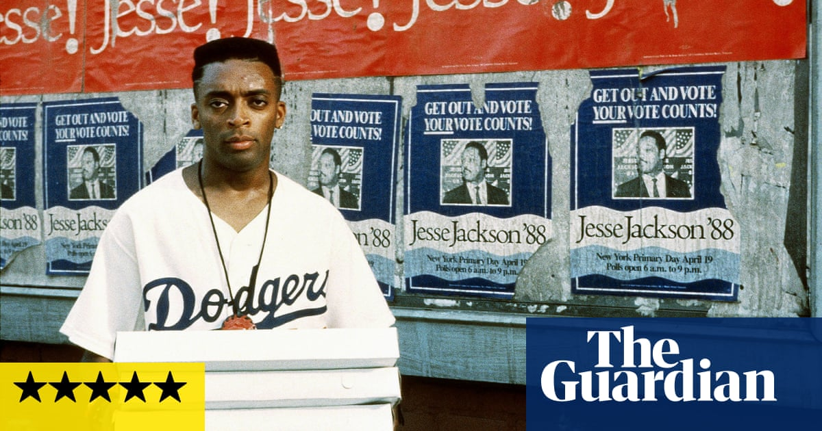 Do the Right Thing review – Spike Lees towering, timeless tour de force