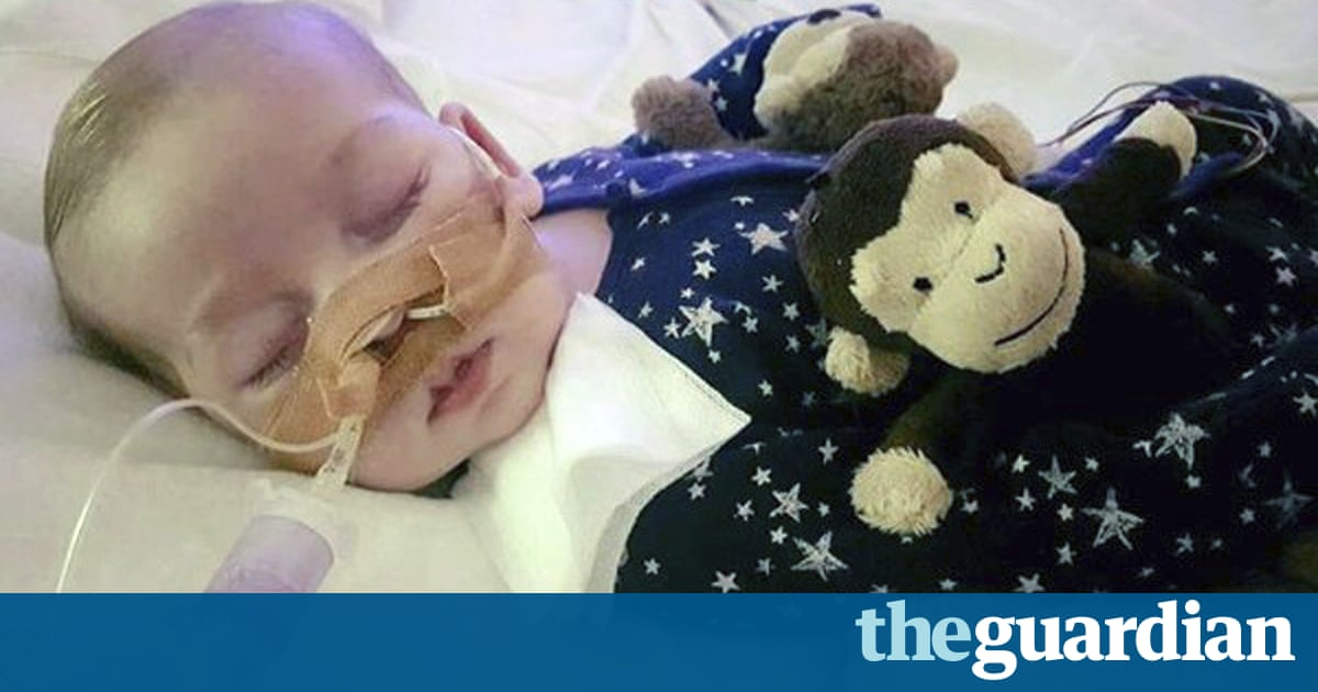 It was our agonising job as Charlie Gard's care team to say: enough
