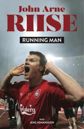 John Arne Riise book cover
