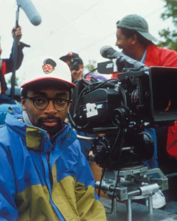 Spike Lee shot the semi-autobiographical Crooklyn in 1994.