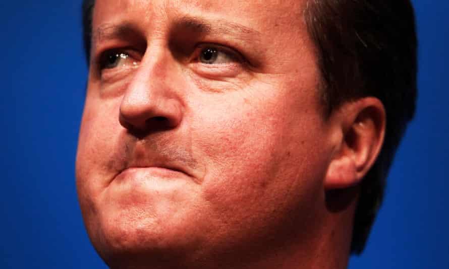 David Cameron in 2014