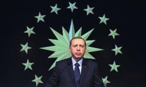 Recep Tayyip Erdoğan would have unprecedented power as Turkey's president under a rewritten constitution.