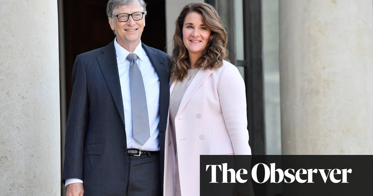 Bill and Melinda Gates divorce: why the over-60s are 'silver splitters'