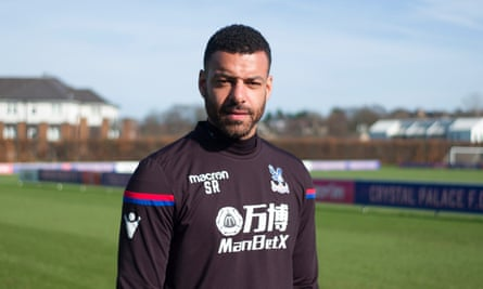 At 37 Steven Reid is closer in age to the players than the manager and acts as a go-between, but says he is no pushover: 'there comes a point where you have to be firm'.