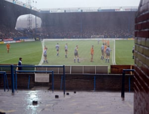 #44 The Day After Xmas Encounter Sheffield Wednesday v Wolves Hillsborough 1990