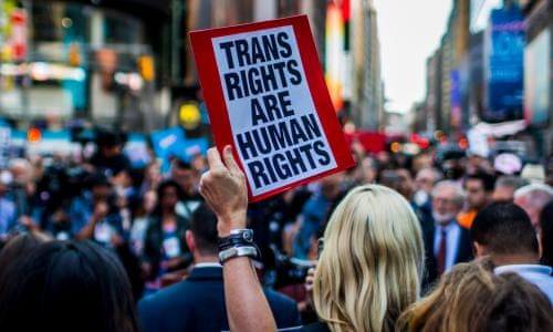 Trans women are victims of misogyny, too – and all feminists